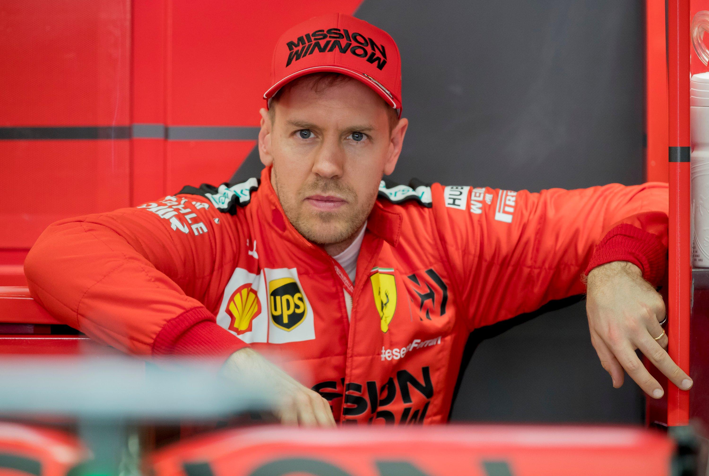 Vettel To Leave Ferrari At End Of F1 Season Daily Sabah