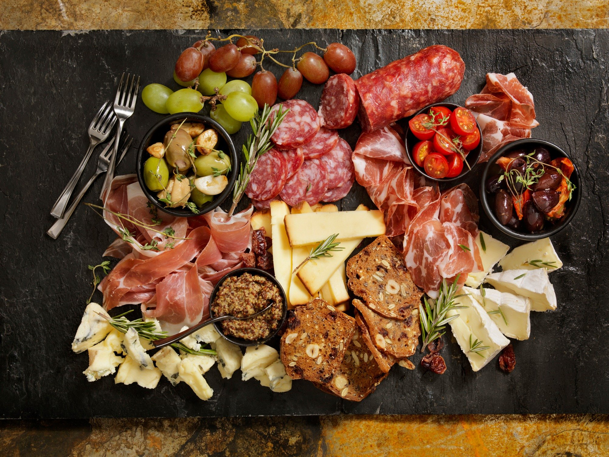 Perhaps it's best to out away those charcuterie boards until after Ramadan. (iStock Photo)