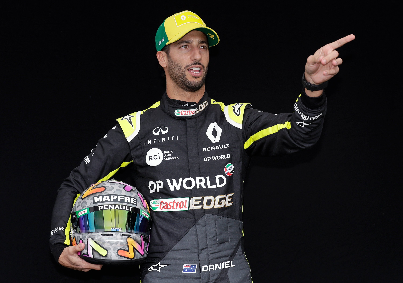 Ricciardo And Sainz Make Their Moves For F1 2021 Season Daily Sabah