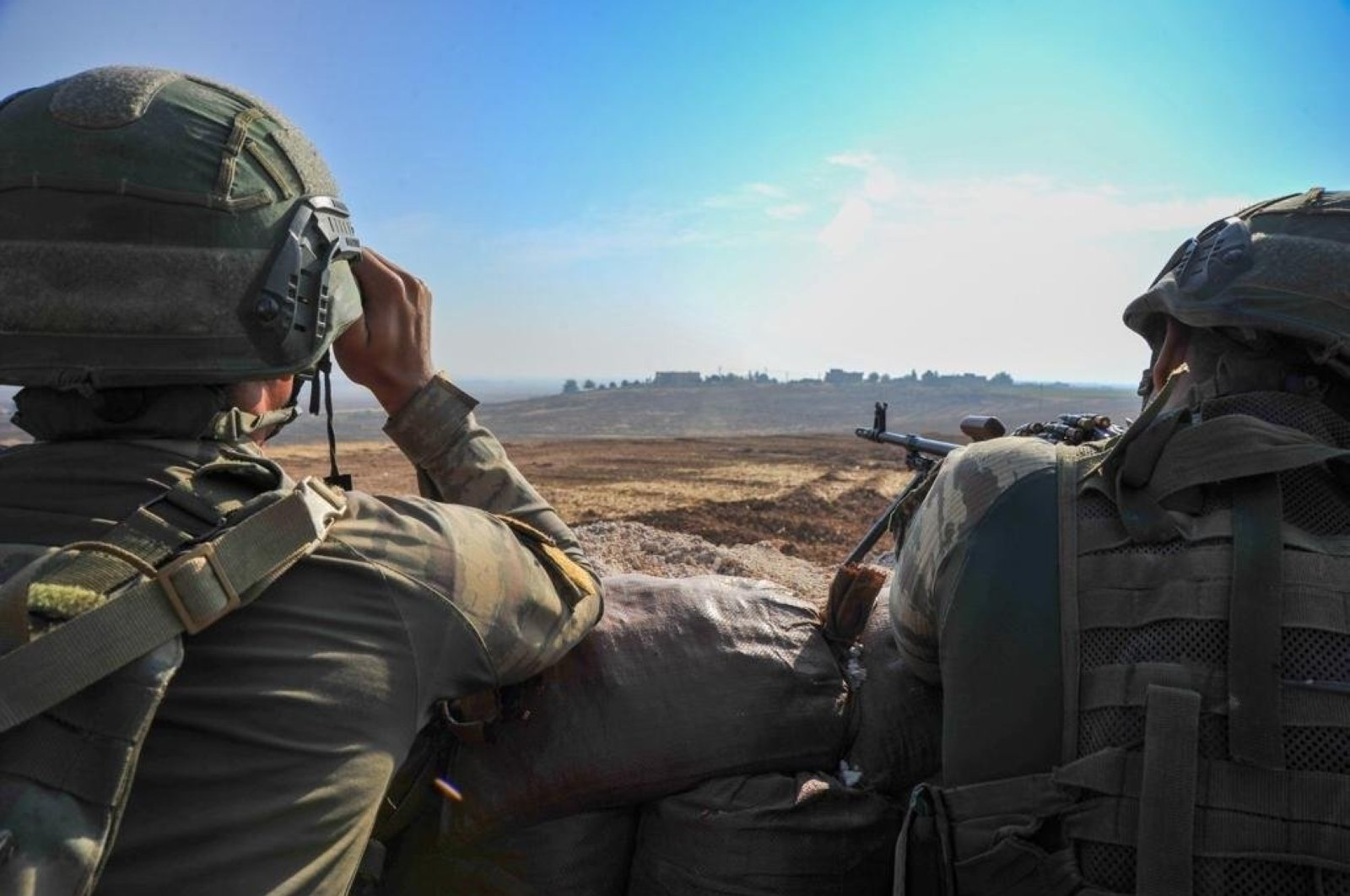 Turkish security forces have been carrying out a series of successful counterterrorism operations in eastern parts of the country against the PKK terrorists. (DHA)