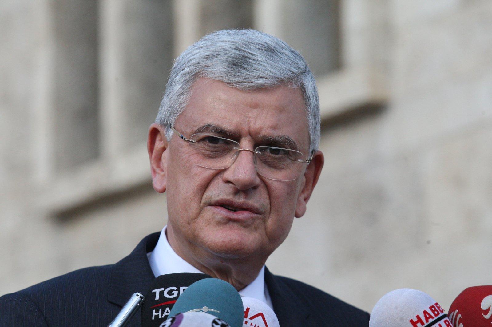 Ambassador Volkan Bozkır. (PHOTO BY ALİ EKEYILMAZ)