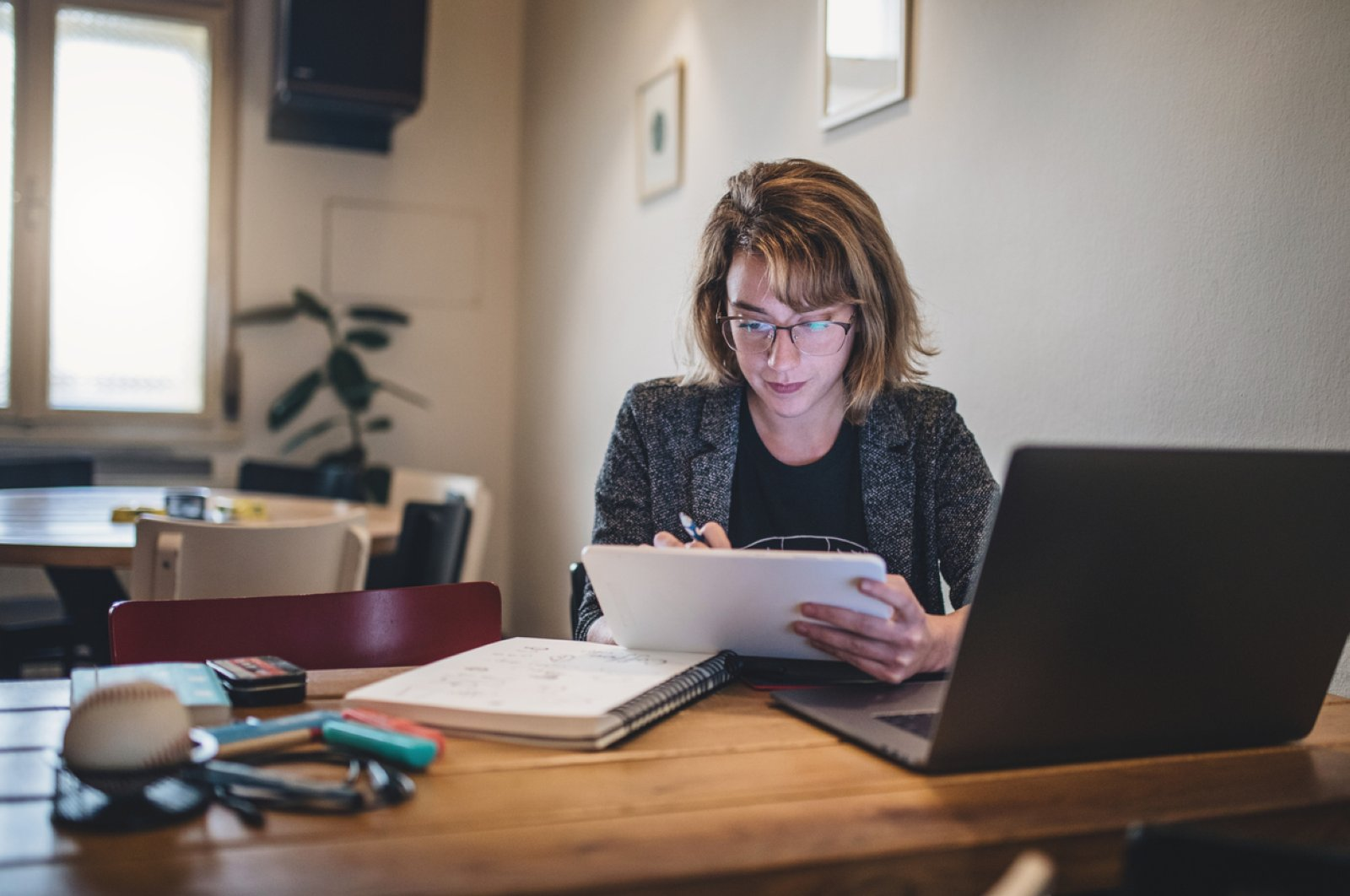 Working from home may be permanent for some companies worldwide in the post-pandemic era. (iStock Photo)