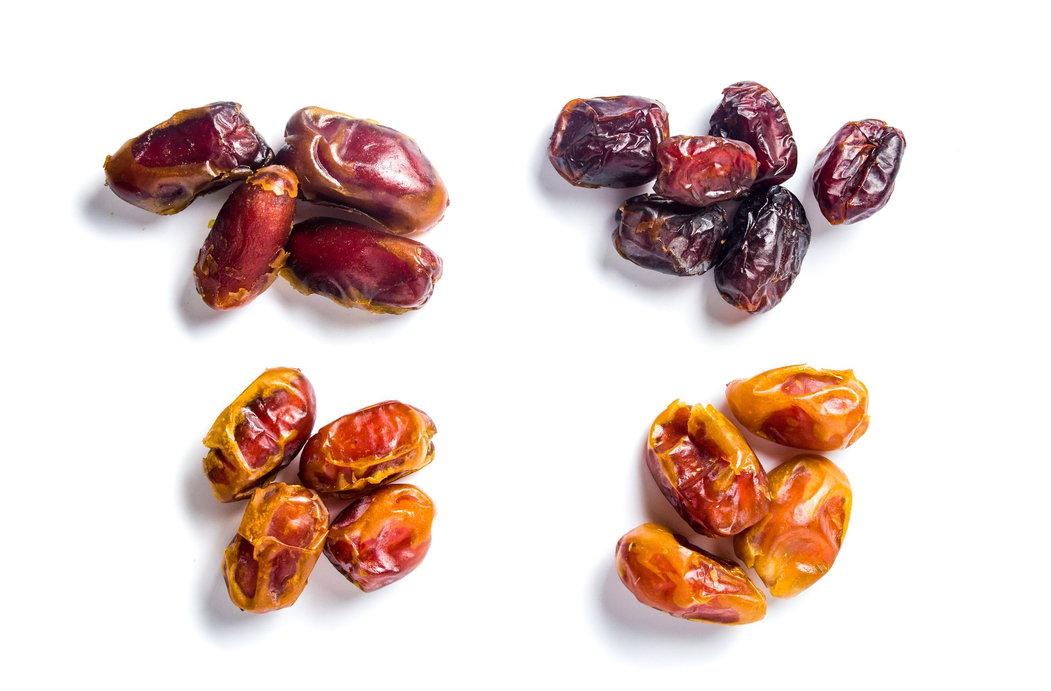 There are more than 200 date varieties around the world. (iStock Photo)