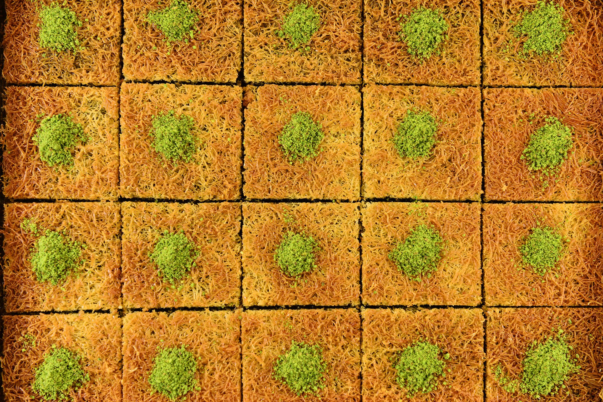 Tel kadayıf, which means tiny shreds, is one of the most well-known Turkish desserts. (iStock Photo)