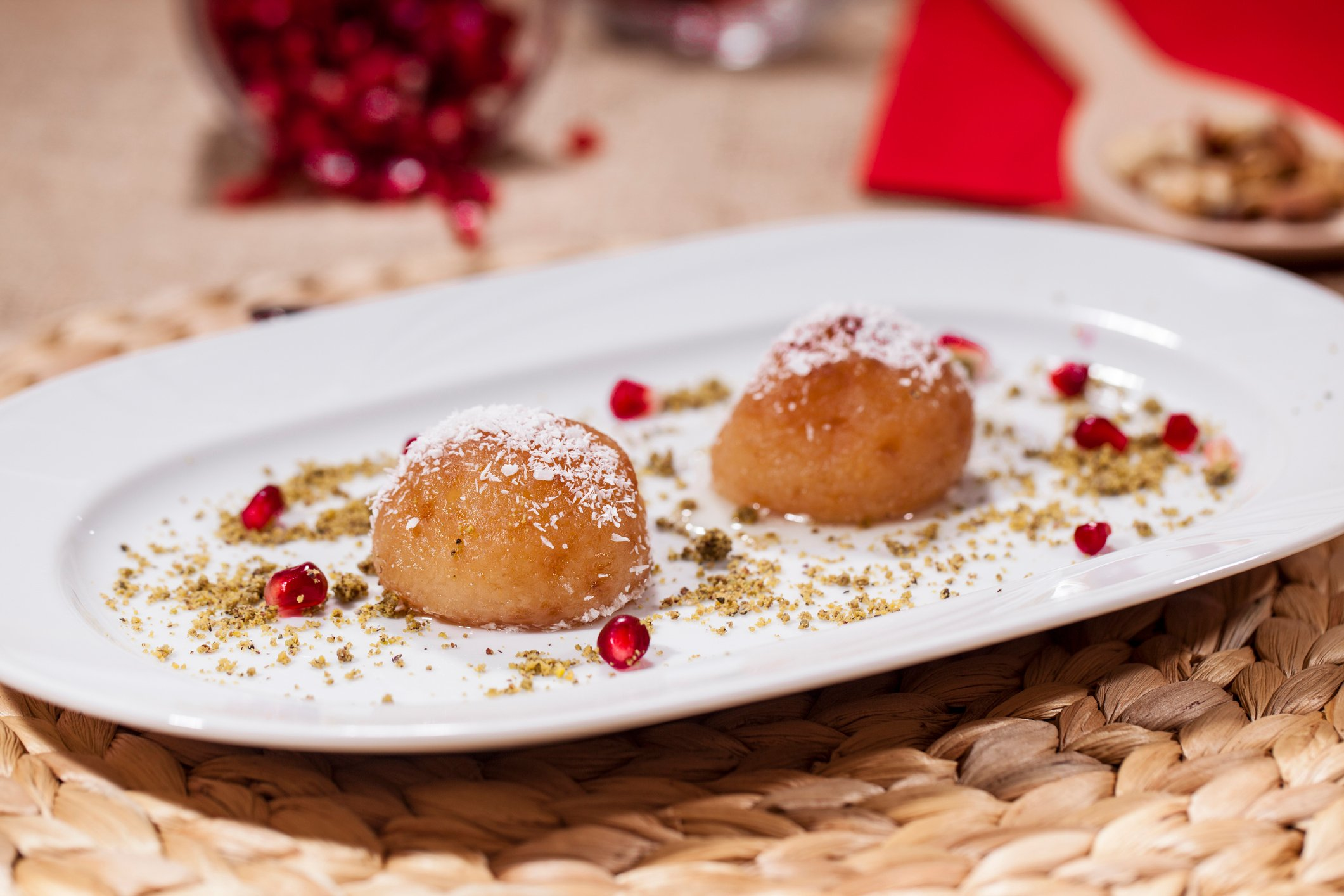 Kemalpaşa is a delicious Turkish dessert named after the place of its origin in Bursa. (iStock Photo)