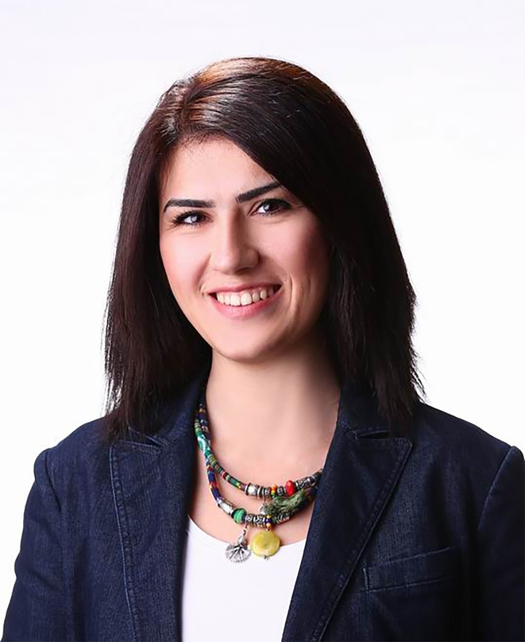 Fatma Zeynep Temel is a postdoctoral researcher at the Robotics Institute of Carnegie Mellon. (Courtesy of WEF)