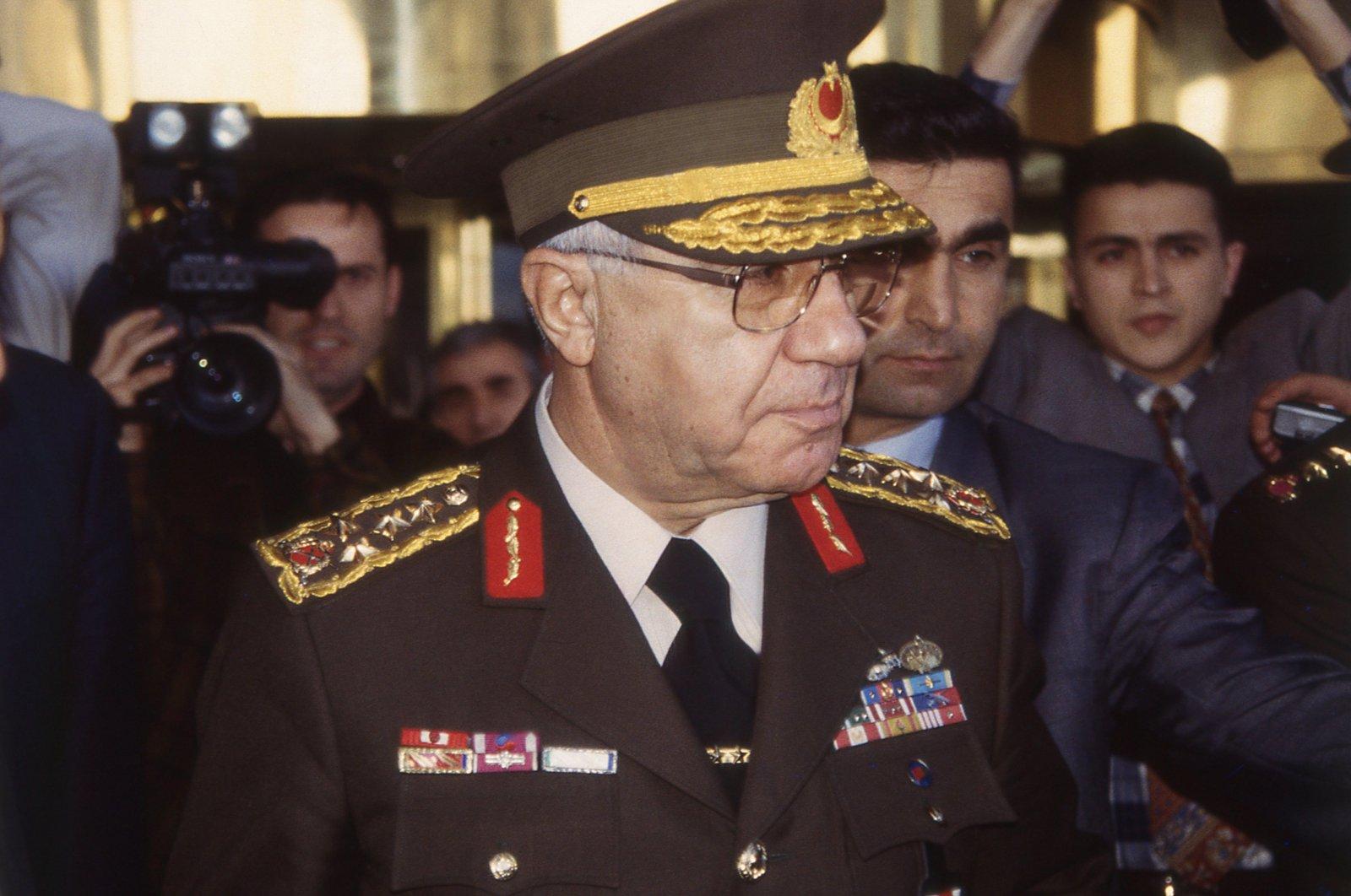 Former Chief of General Staff Gen. İsmail Hakkı Karadayı. (File Photo)