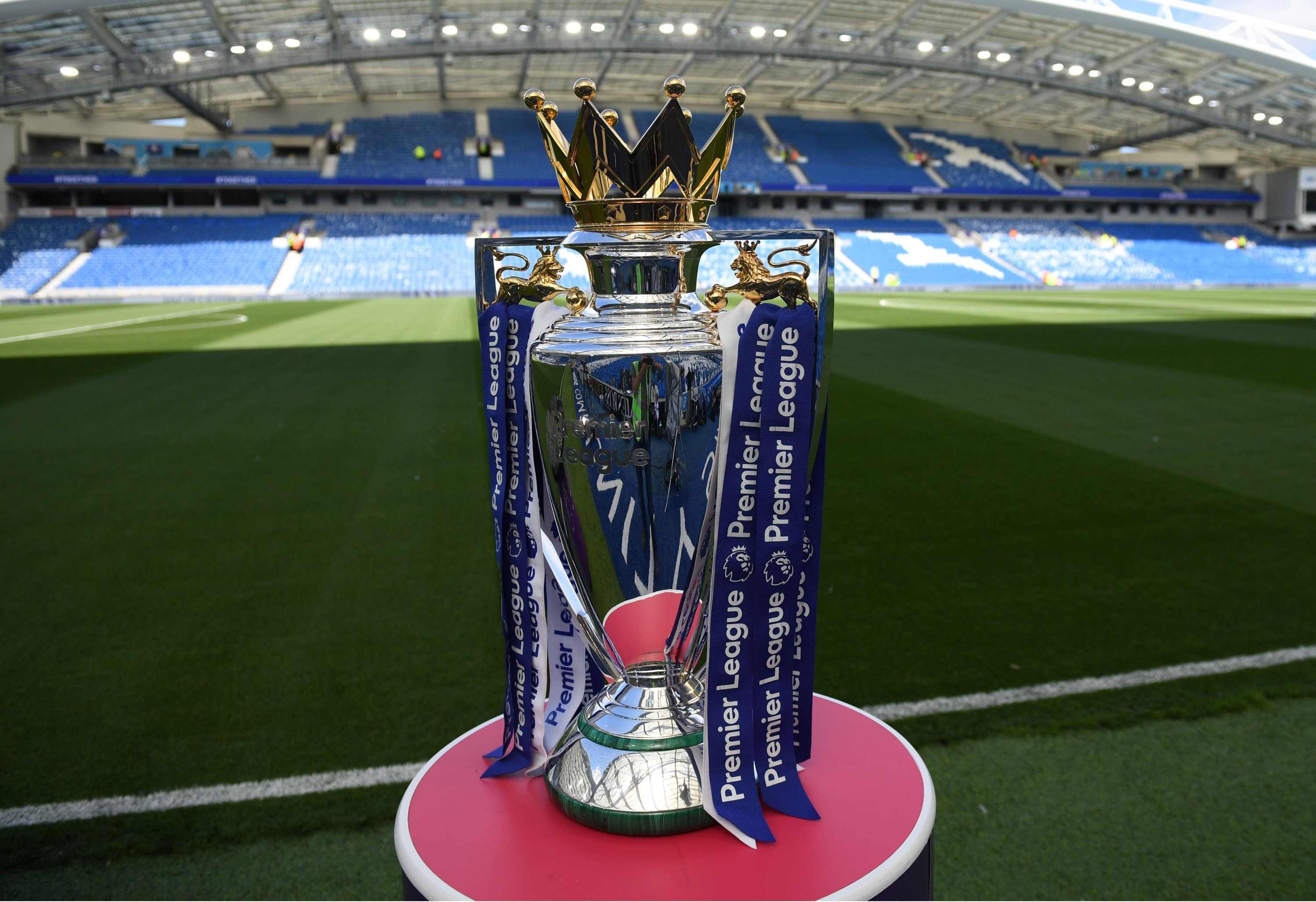 English Premier League to restart on June 17 | Daily Sabah