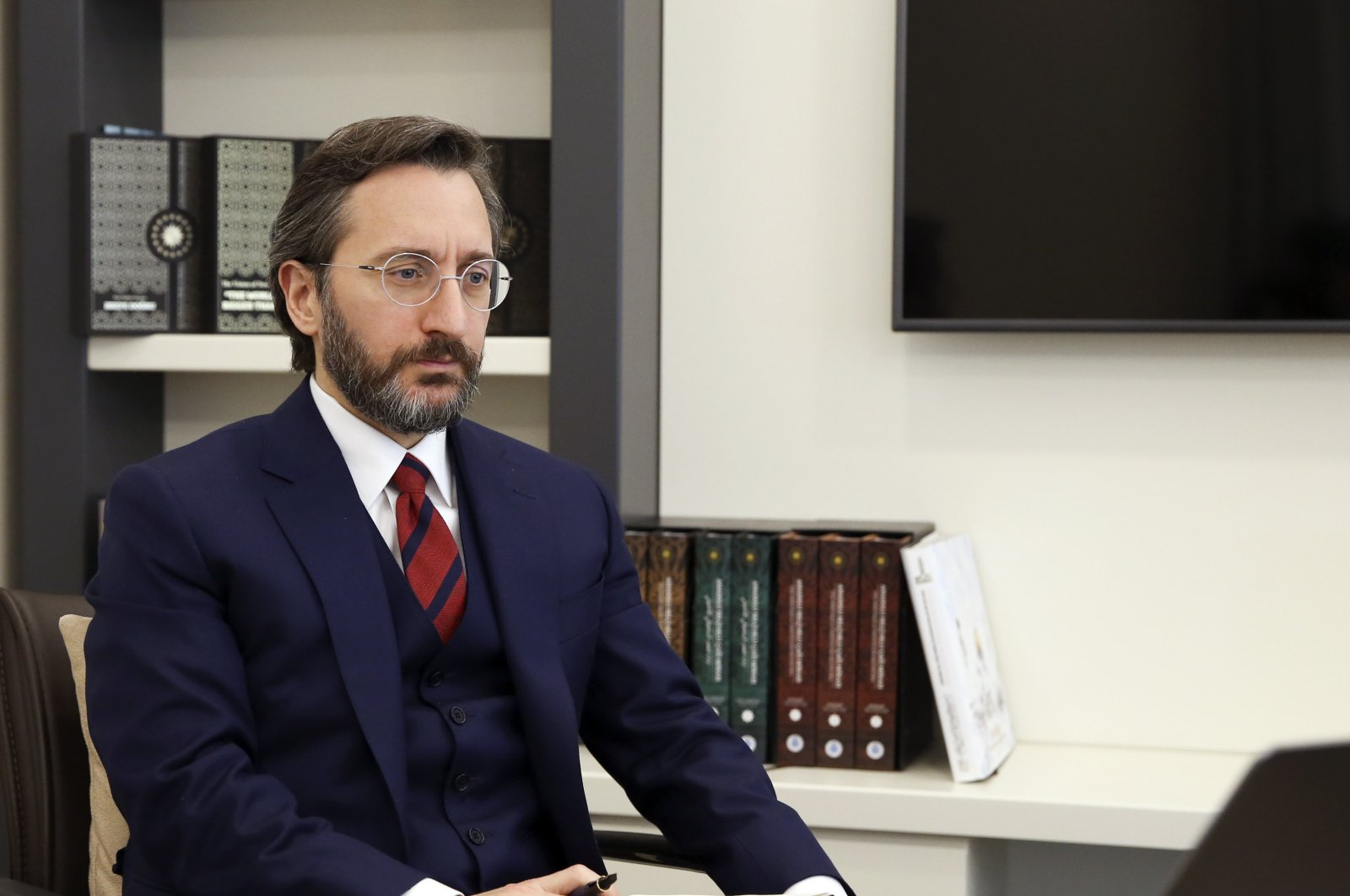 Presidential Communications Director Fahrettin Altun (AA Photo)