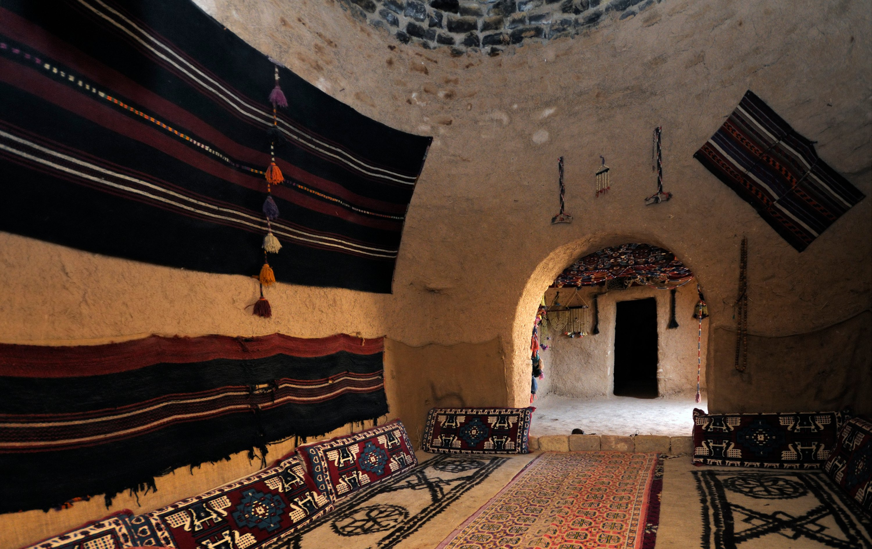 The interior of traditional Harran houses is as interesting as their exterior. (iStock Photo)