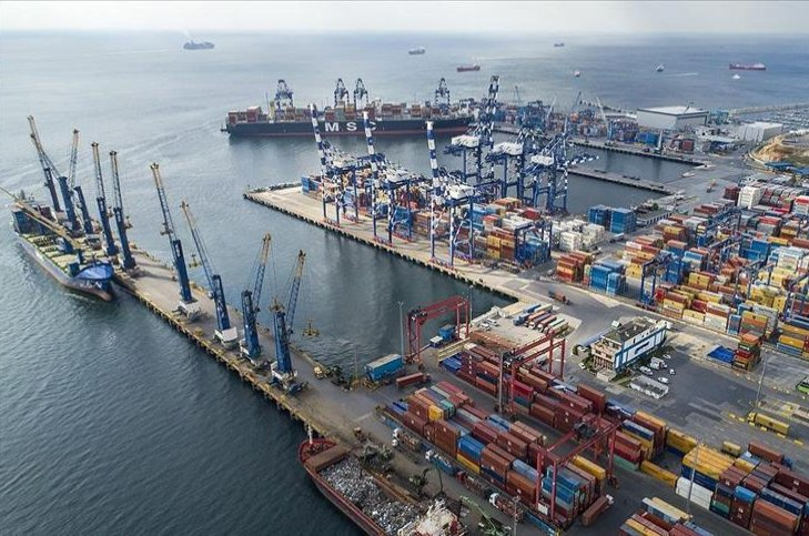 Turkey's energy import bill down 59.8% in April this year. (AA File Photo)