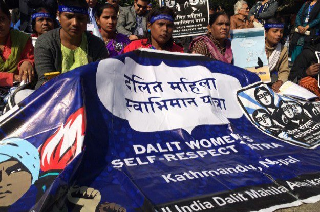 Muted prejudice in public becomes harsher in private for Nepali Dalits suffering discrimination because of low-caste, August 2015. (AA Photo)
