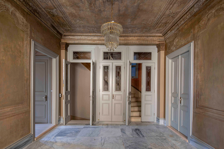 A photo from the Villa İbranosyan. (Photo Courtesy of Sevil Dolmacı Art Consulting Company)