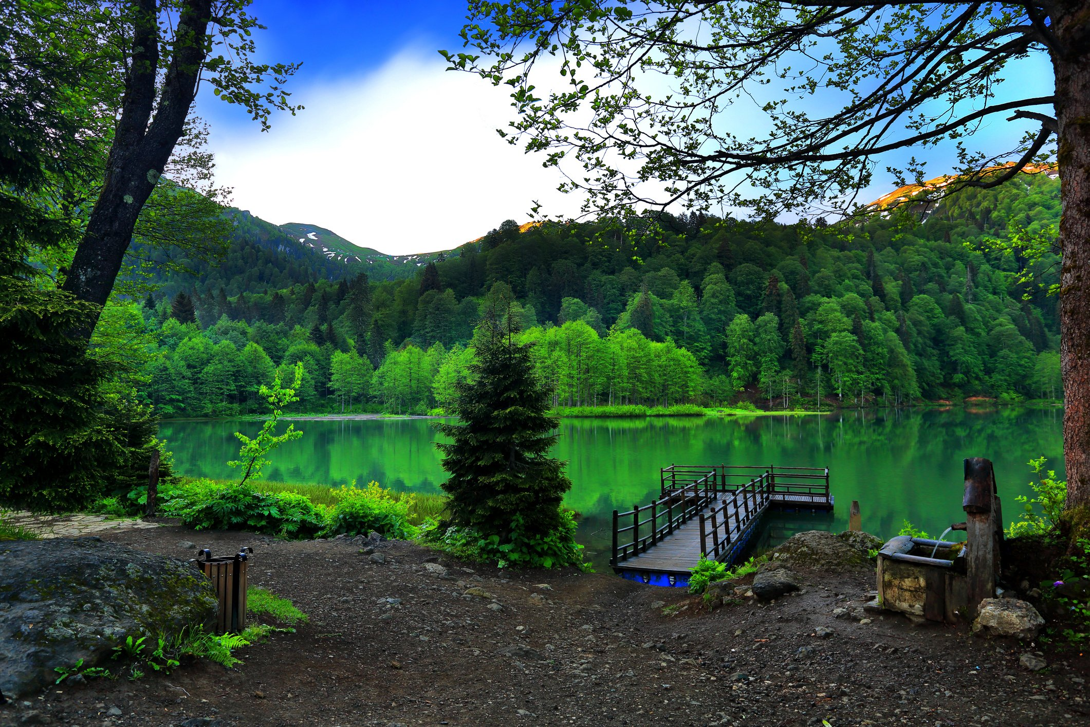 The trail in Artvin is expected to be Turkey's longest. (iStock Photo)