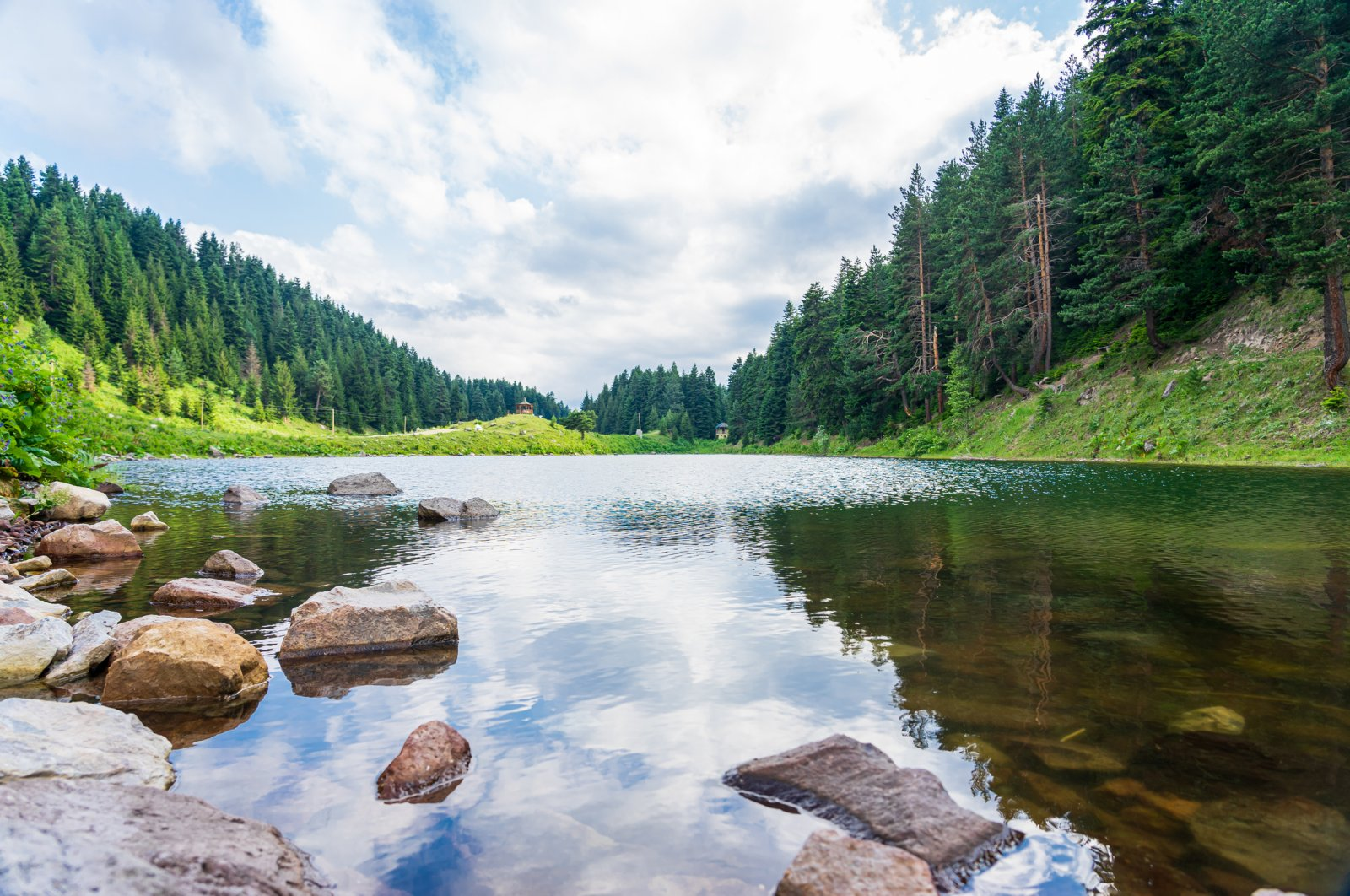 Artvin is one of the greenest provinces in Turkey. (iStock Photo)