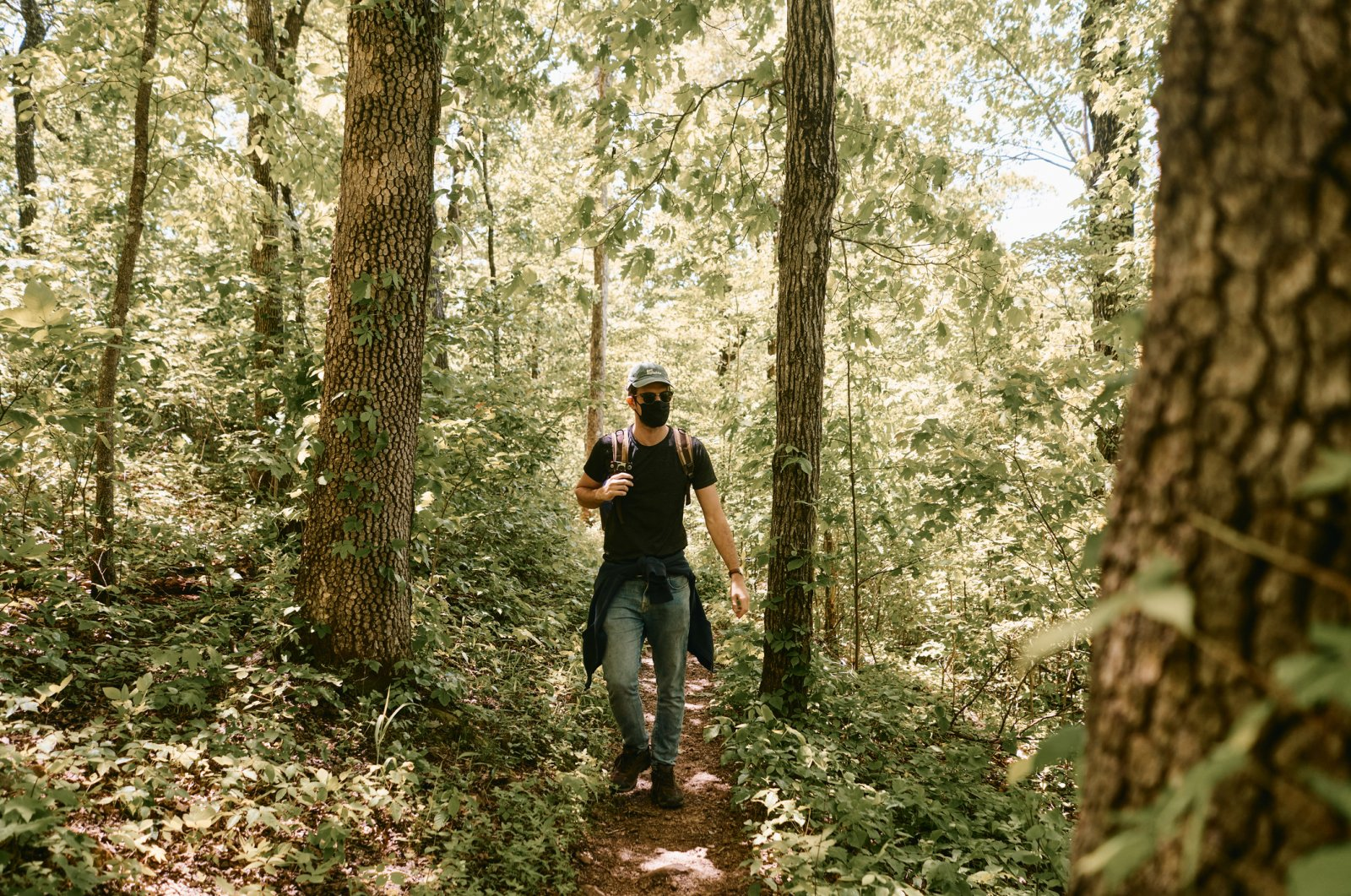 Hiking during a pandemic requires more care and attention to details. (iStock Photo)