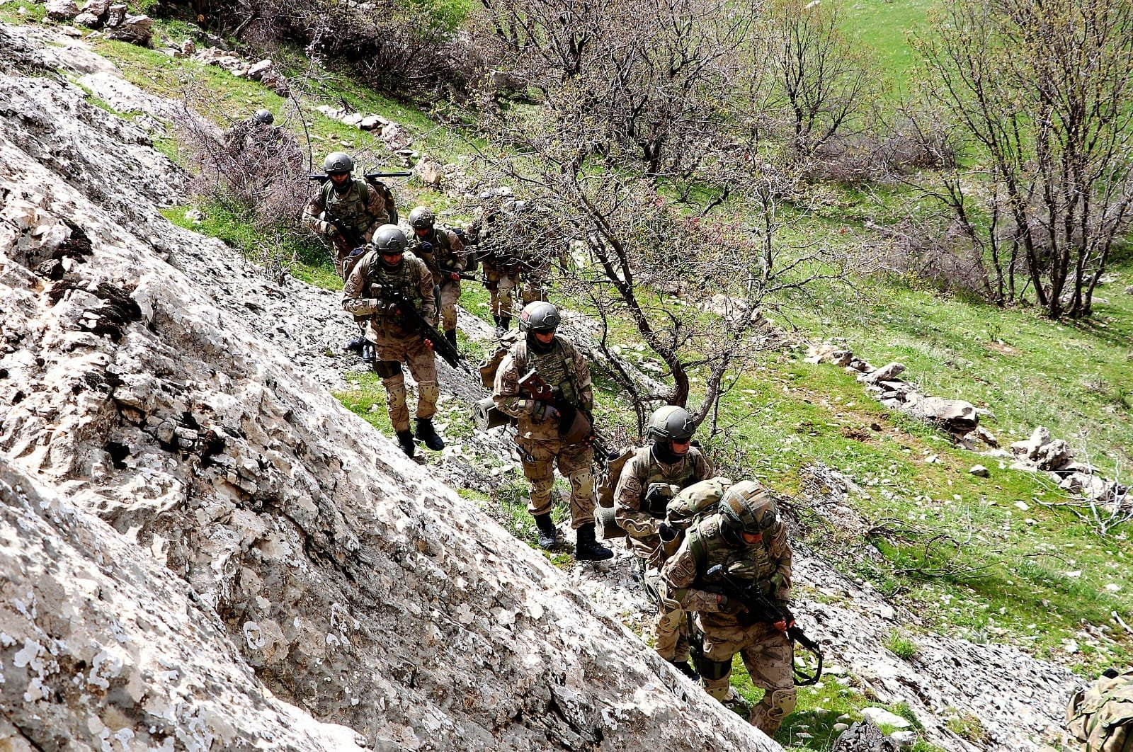 Turkish security forces regularly conduct counterterrorism operations in the eastern and southeastern provinces of Turkey where the PKK has attempted to establish a strong presence.