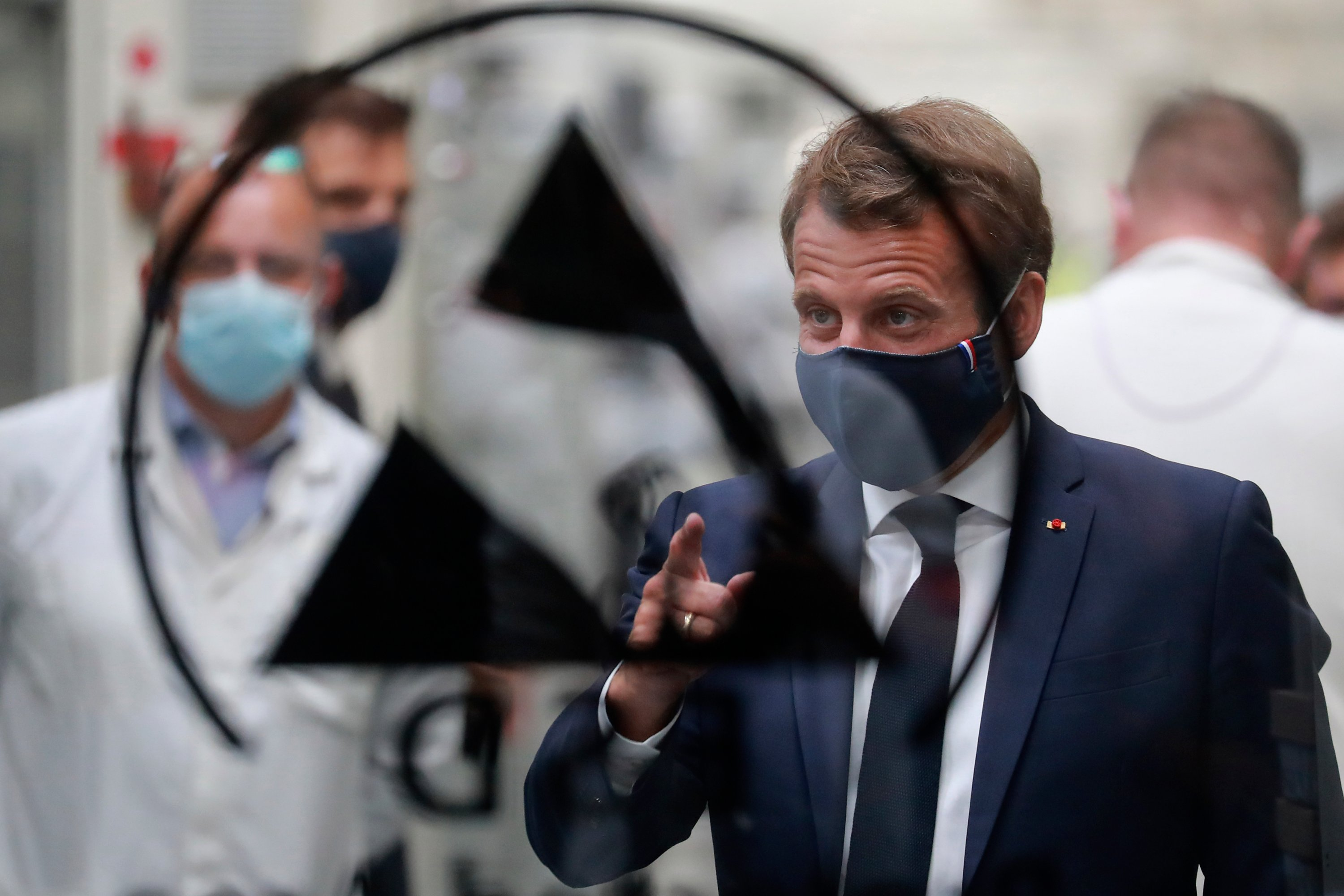 Macron And Covid 19 What Are The Aftereffects In France Daily Sabah