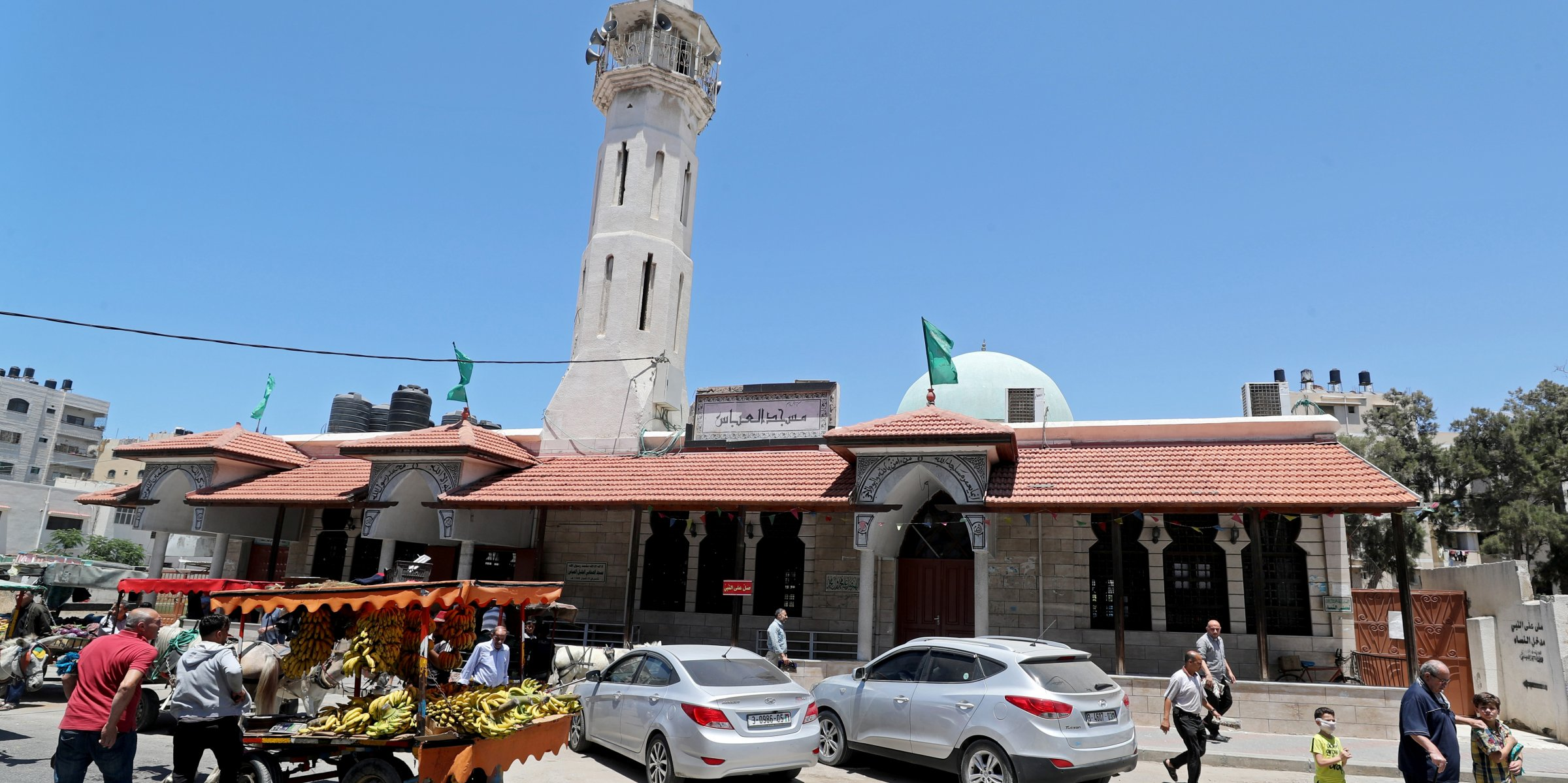 Mosques, preschools reopen in Gaza after monthslong closure due to COVID-19 pandemic