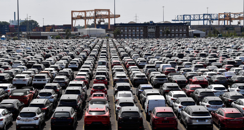 UK car dealers suffer weakest May since 1952, German sales slashed in half  | Daily Sabah