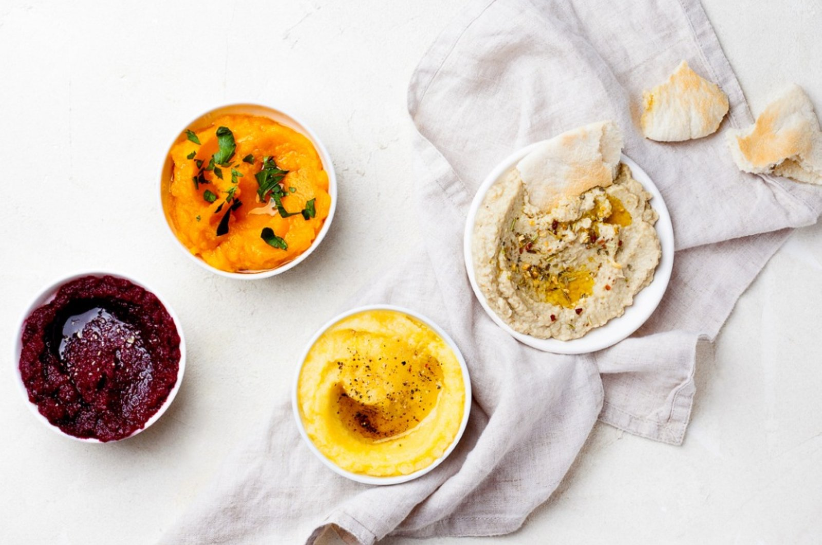 You can use beets, sweet potatoes and squash to make your own tasty mash. (iStock Photo)