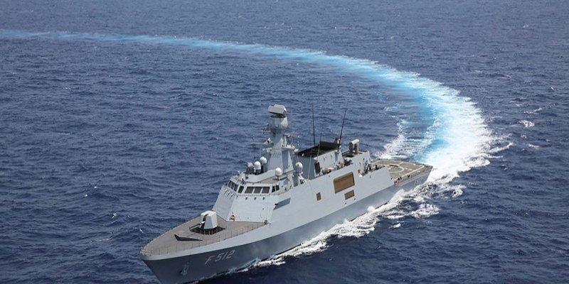 Keel-laying of 1st MILGEM-class corvette for Pakistan Navy held in Turkey