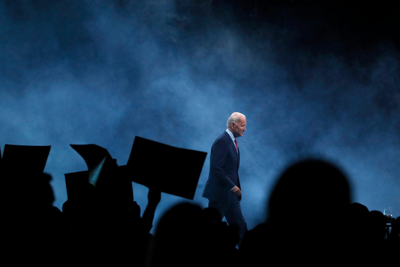 Biden gains enough delegates to clinch US Democratic nomination ...