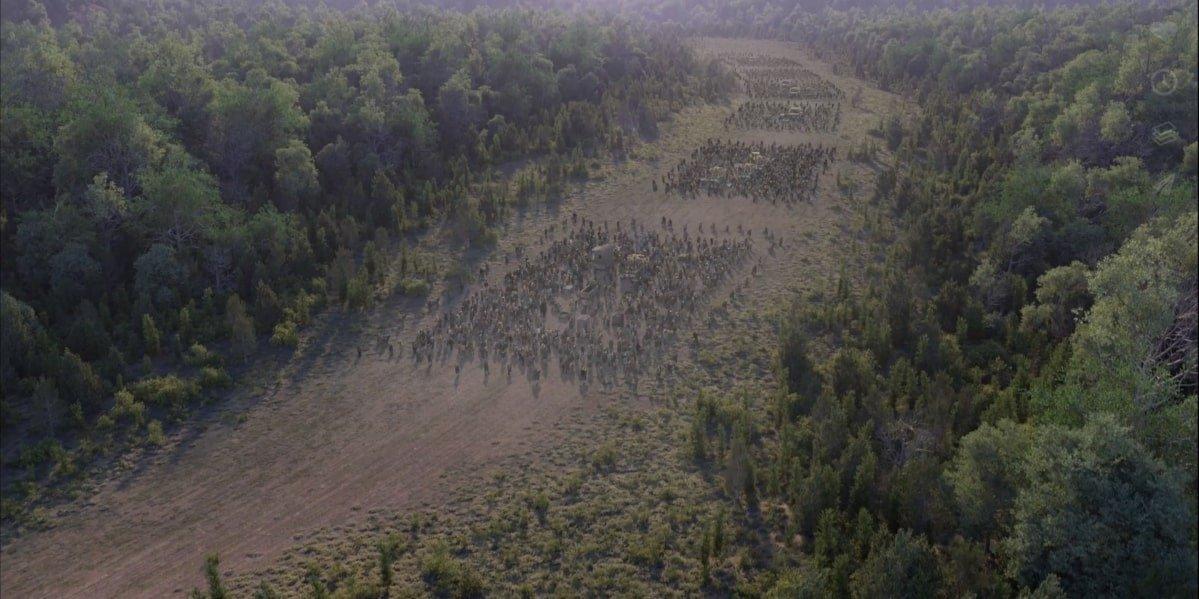 Une photo de l'épisode 13 de la saison 10 montre le Commonwealth.