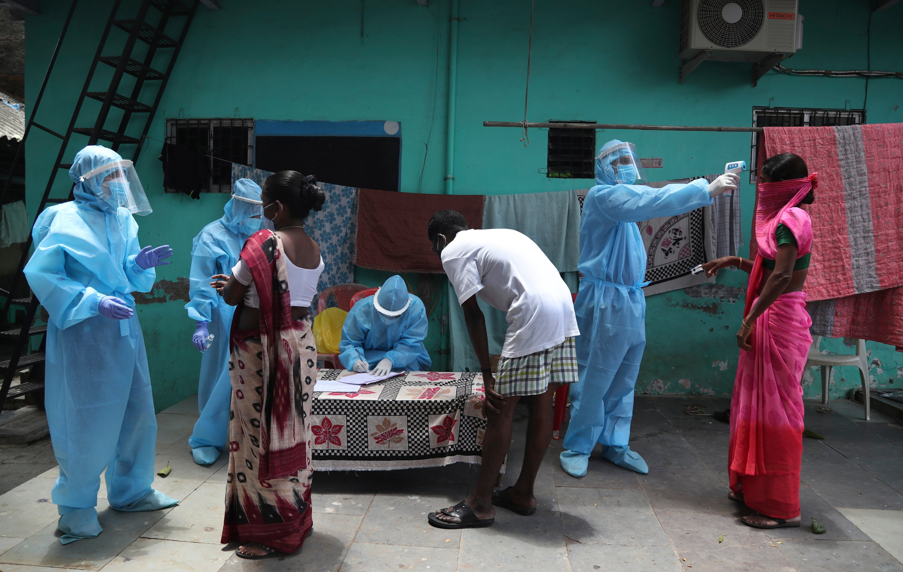 Global Covid 19 Death Toll Exceeds 400 000 As Outbreak Grows In Brazil India Daily Sabah