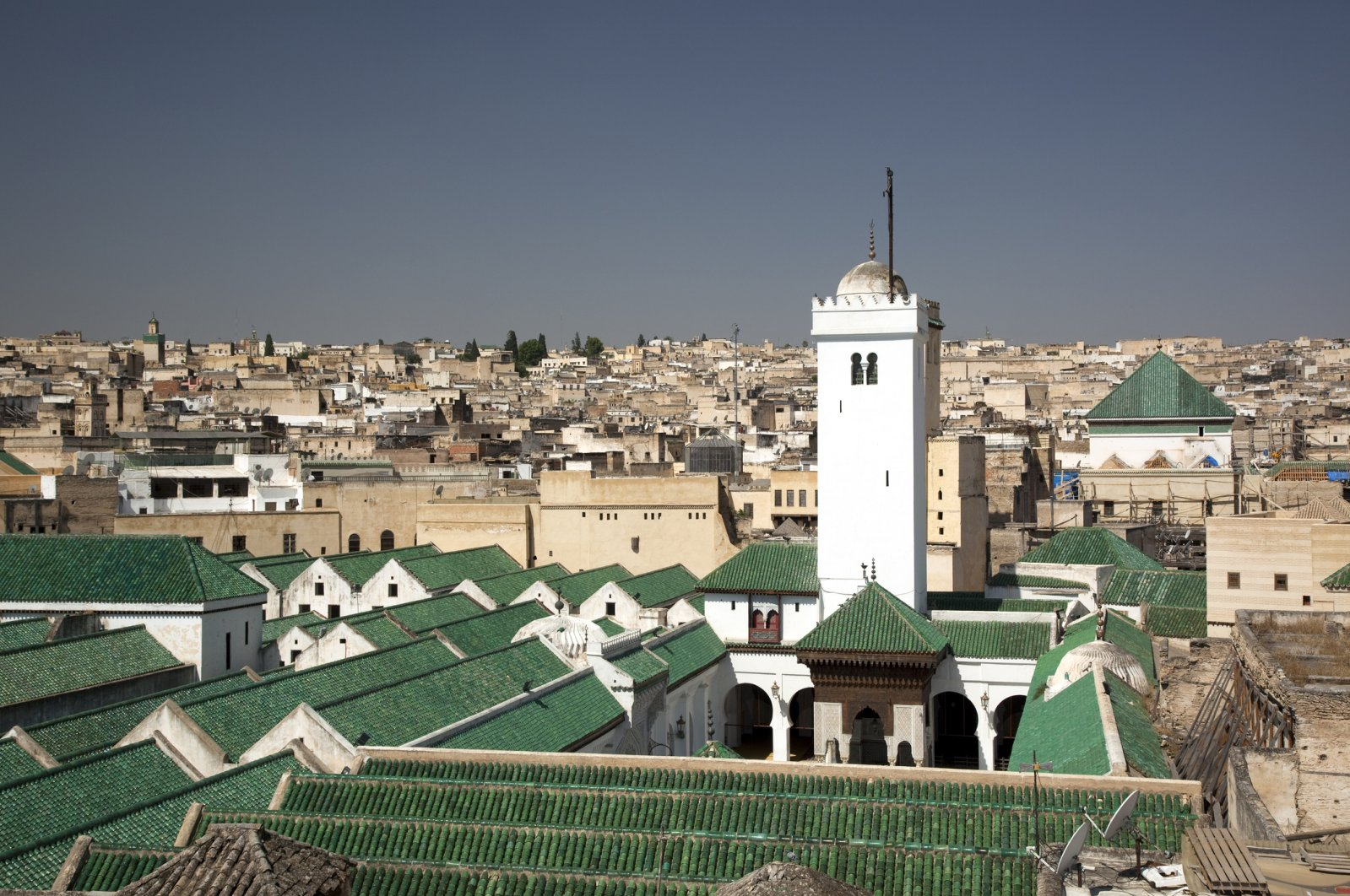 The University of al-Qarawiyyin is the first degree-awarding educational institution in the world. (iStock Photo)