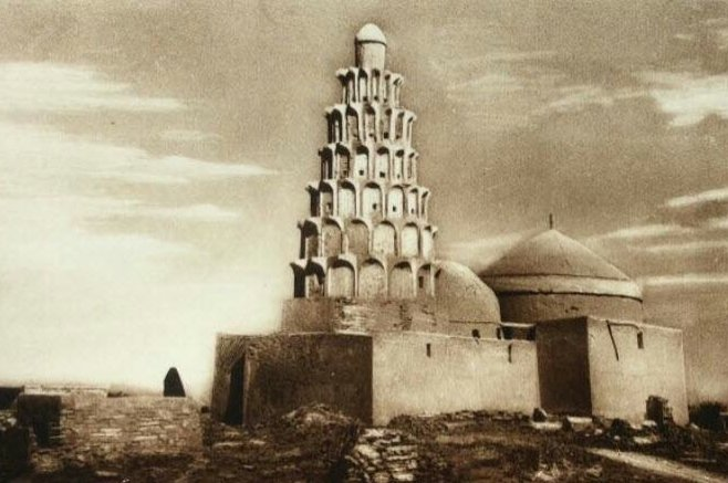 Historic shrine of Hasan al-Basri in Basra, Iraq.