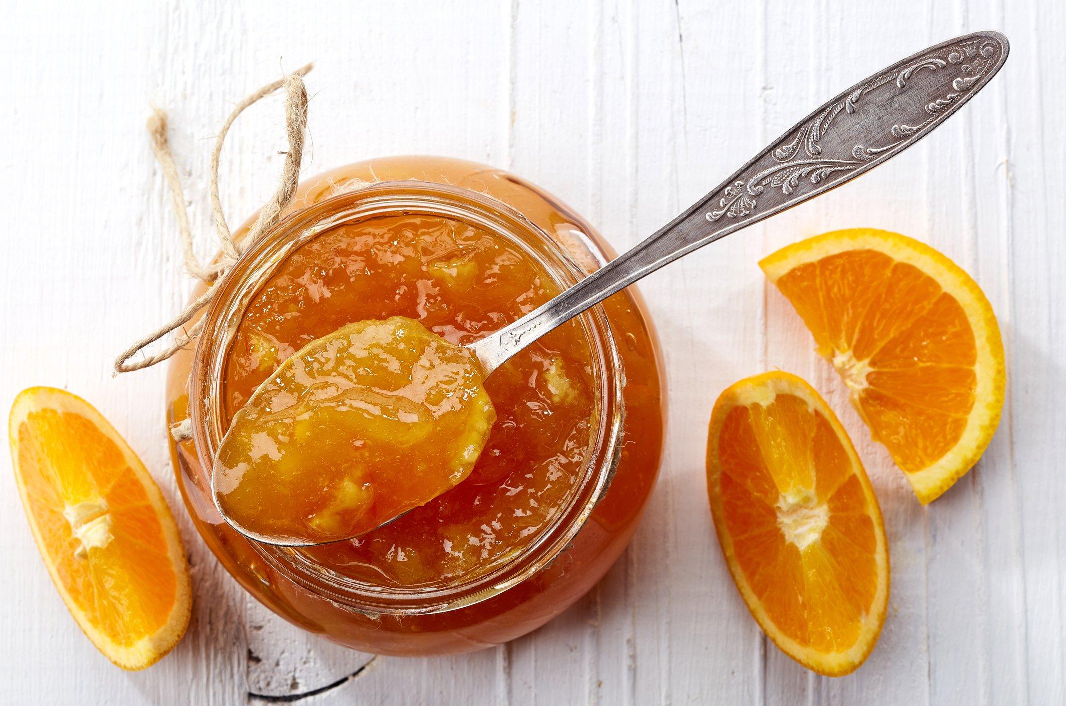 Essayez d'ajouter quelques citrons à votre marmelade d'orange pour un peu de saveur supplémentaire. (Photo iStock)