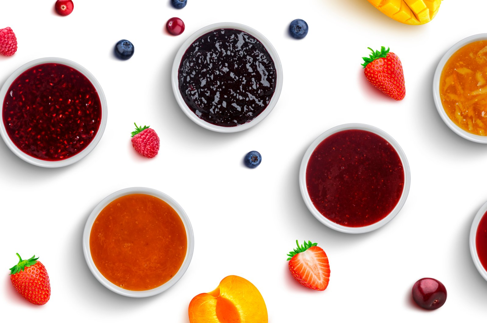 Jams, jellies and marmalades are a great way to preserve fruit. (iStock Photo)