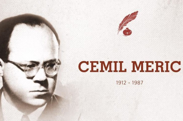 Cemil Meriç was posthumously awarded Turkey's Presidential Culture and Art Grand Prize in 2015. (AA PHOTO)