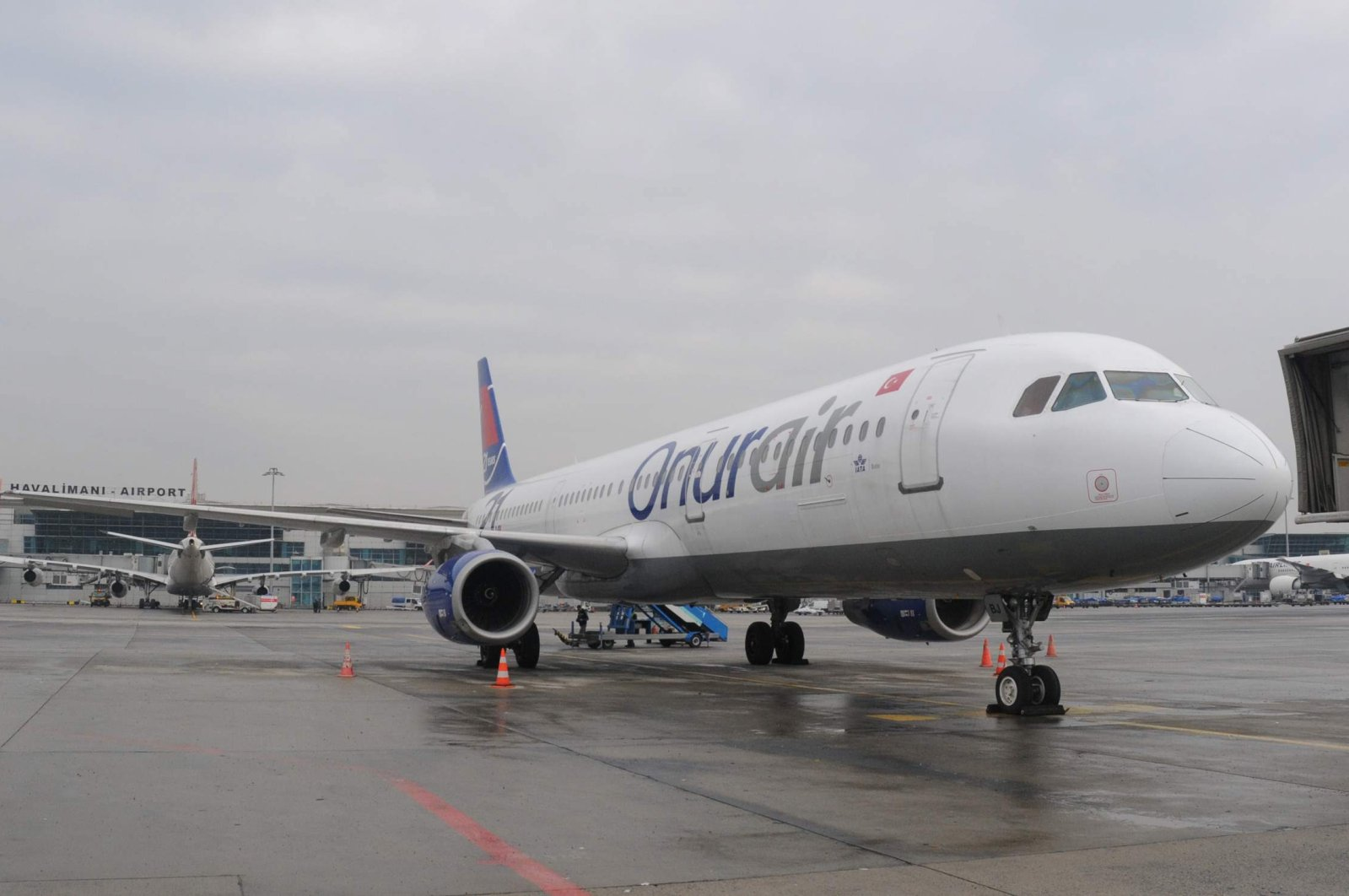 Onur Air flights to resume on June 26 after a three-month COVID-19 induced hiatus. (THA Photo)