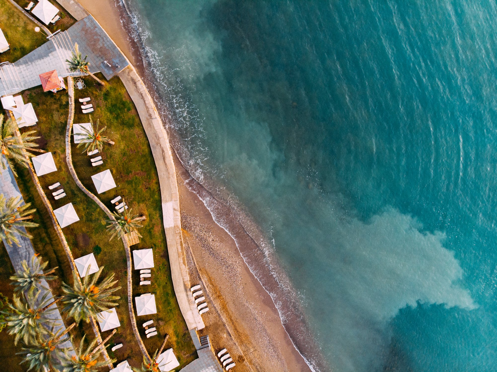 Turkey's southern coastline could become the next tropical destination if this change persists. (iStock Photo)