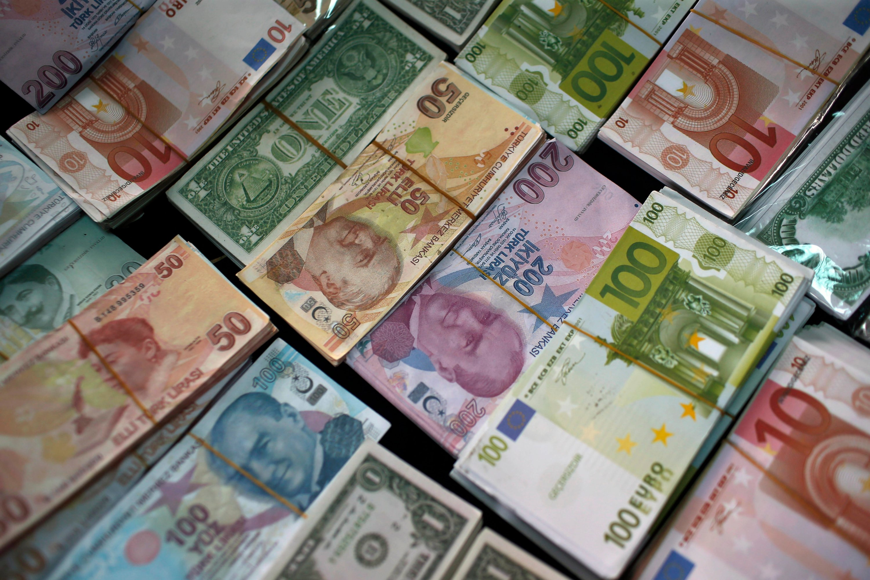Foreign loan burden on Turkish private sector eases thumbnail