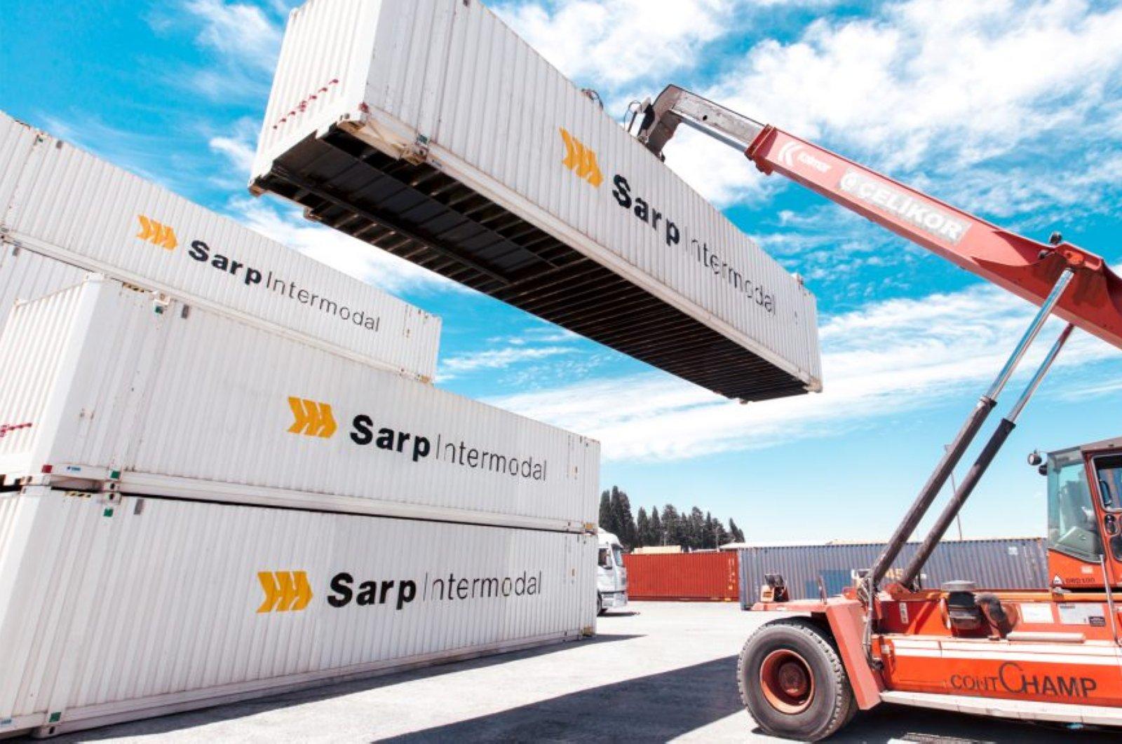 (Photo courtesy of Sarp Intermodal)