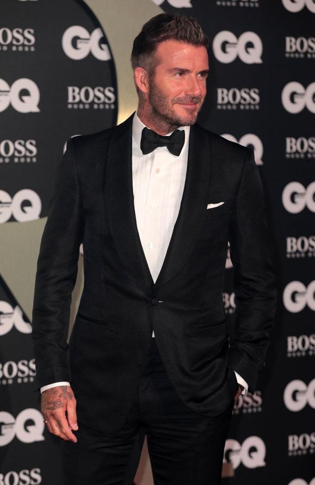 David Beckham (Reuters Photo)
