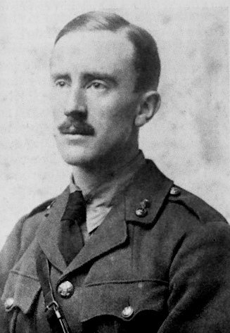 J.R.R. Tolkien (Wikipedia Photo)