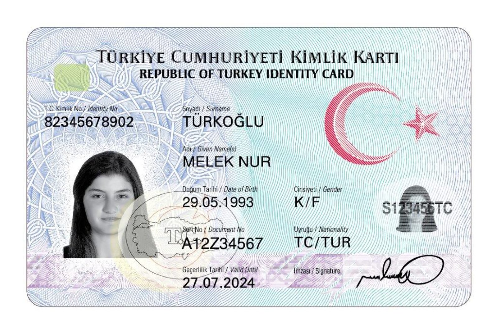 Turkey's new electronic IDs to also serve as driver's licenses Daily Sabah
