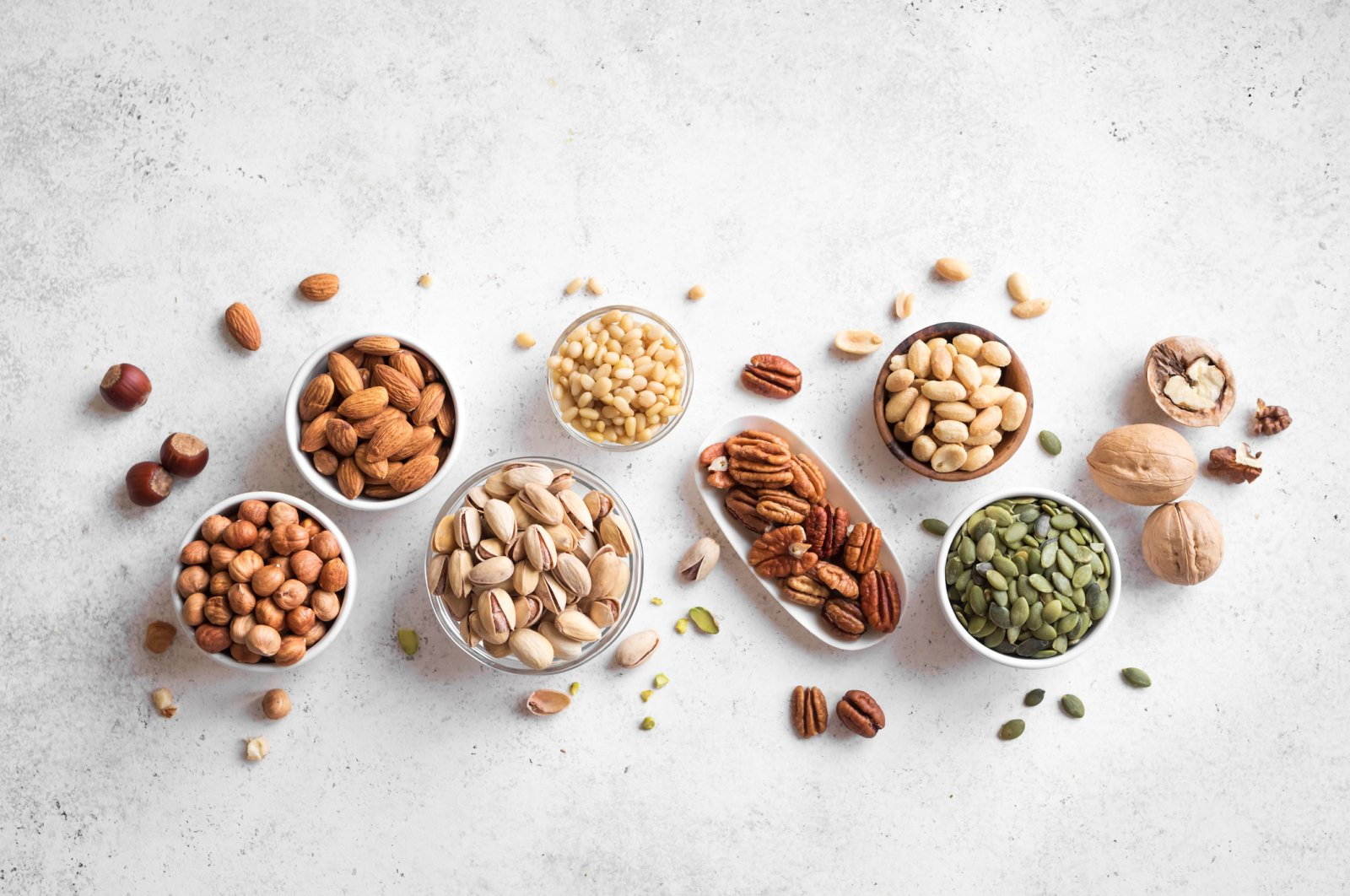 Nuts and oilseeds are great stress relievers and nutritional powerhouses. (iStock Photo)