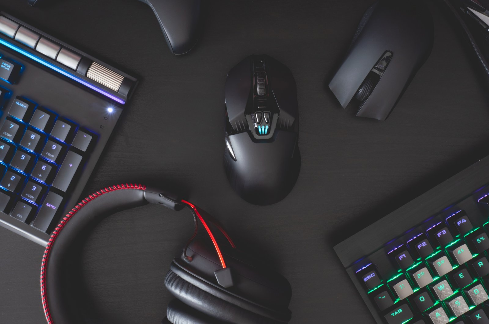 Get your keyboards and mouses ready for the first corporate esports tournament in Turkey. (iStock Photo)