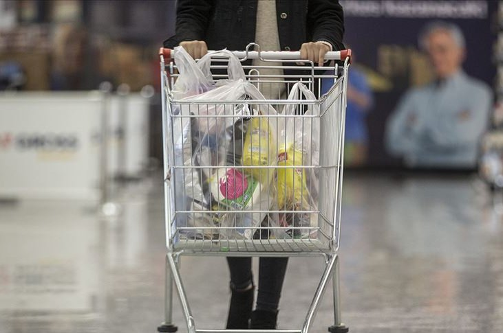 The consumer confidence index reached 62.6 in June. (AA Photo)
