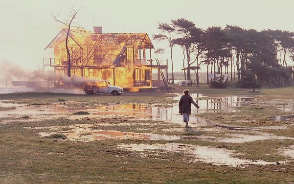Tarkovsky's childhood house manifests itself in all his films like