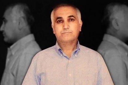 Last known photo of Adil Öksüz taken while he was in police custody in Ankara, Turkey, July 16, 2016.