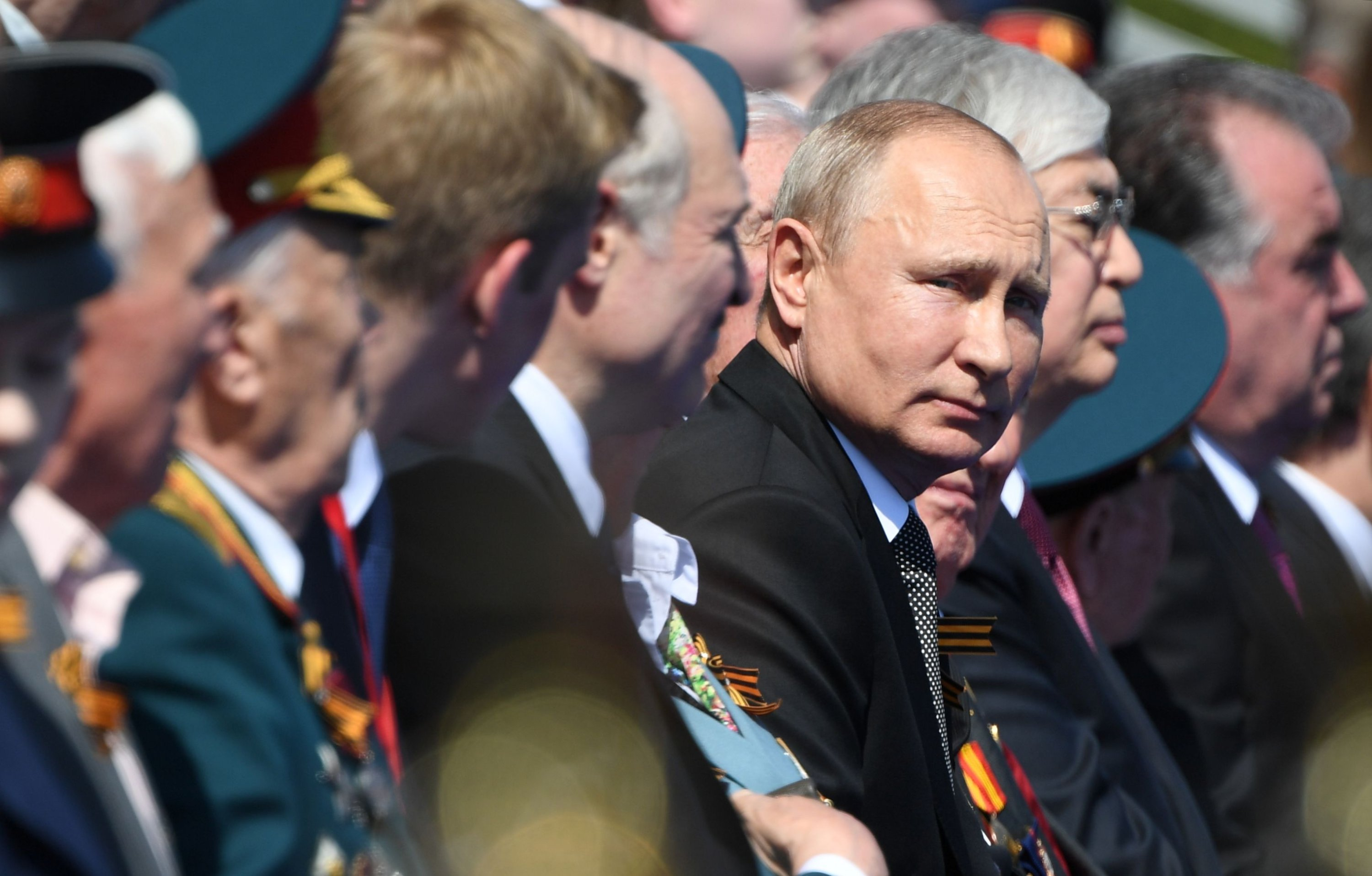 The World Owes Debt To Soviet Union For Nazi Defeat Putin Claims Daily Sabah
