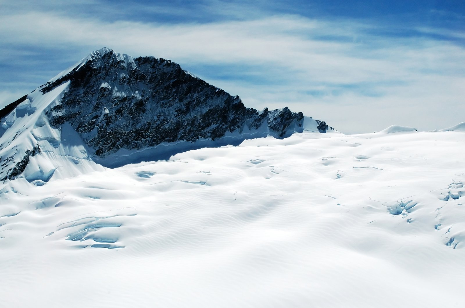The Southern Alps ice storage has been in decline since the 1970s. (iStock Photo)