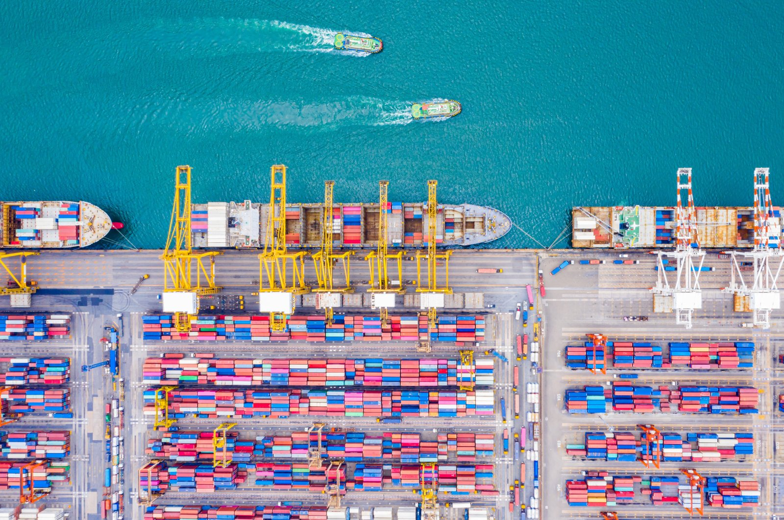 Turkey's exports rose 34.3% year-on-year to reach $9.1 billion in first 23 days of June. (IHA Photo)