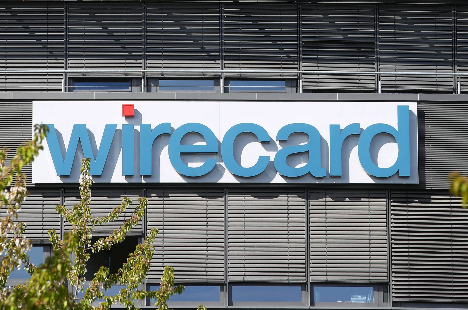 The headquarters of payments company Wirecard AG in Aschheim near Munich, Germany, April 25, 2019. (Reuters Photo)